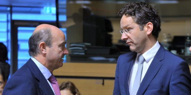 El presidente del Eurogrupo pide más reformas laborales a España y trabajar