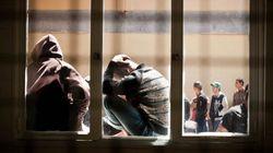 La Policía busca a siete inmigrantes fugados del CIE de Aluche