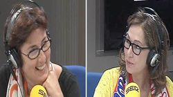 El Madrid-Atleti de Montserrat Domínguez y Ana Rosa