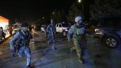 Una explosión y un tiroteo con víctimas en un ataque a la Universidad Americana en