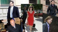 Los jueces que marcan la actualidad del 'caso