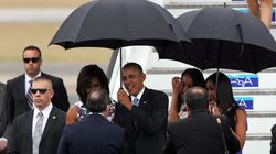 ¿Por qué no estaba Raúl Castro para recibir a Obama en el