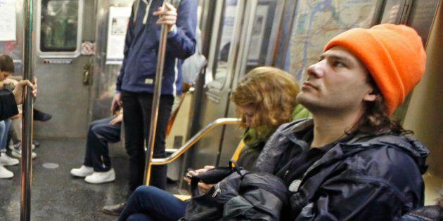 La actuación de estos chicos en el metro de Nueva York te dejará sin