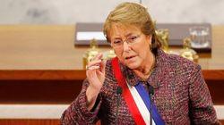 Y, en Chile, Bachelet propone despenalizar el