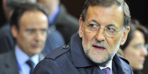 Rajoy, tras visitar al rey: