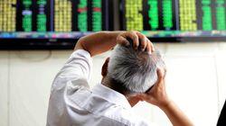 Nuevo batacazo de la Bolsa de China: se deja un