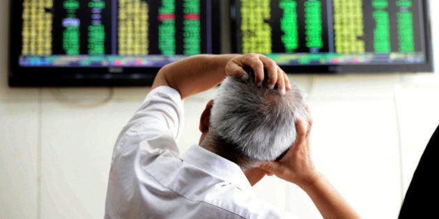 La Bolsa china cierra con una caída del 7,6% y el IBEX abre con una subida del