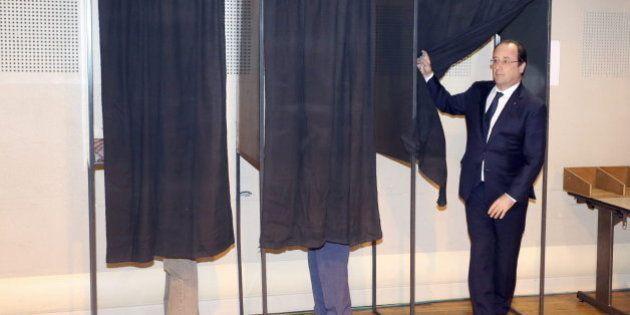 La derecha gana la primera ronda de las elecciones municipales en Francia, según los