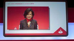 El Santander gana 4.361 millones hasta septiembre, un 32%
