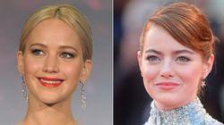 La curiosa relación de Emma Stone y Jennifer