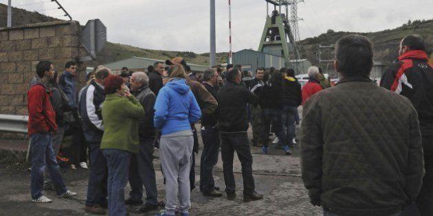 Seis mineros mueren por un escape de gas en una mina de