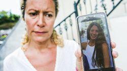 El último WhatsApp de una joven desaparecida: