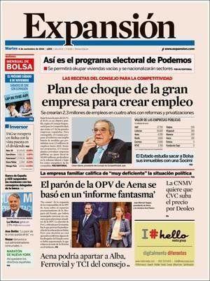 Revista de prensa: La coleta de