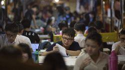 Si eres un estudiante chino y copias en los exámenes, te