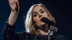 El homenaje de Adele a las víctimas de los atentados de