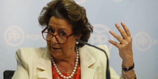 Muere Rita Barberá tras sufrir un infarto en
