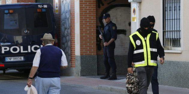 Al menos 14 detenidos en España y Marruecos por captar