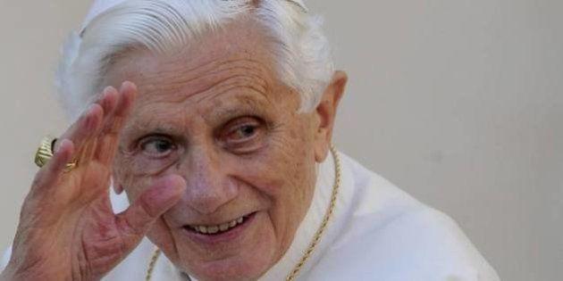 Benedicto XVI renunció porque no podía