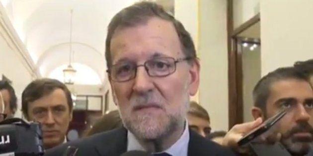 Rajoy lamenta la muerte de Barberá: