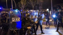 La Policía investigará la actuación de los antidisturbios en el