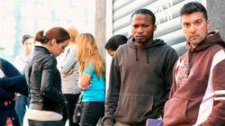 Así baja el paro: 483.600 personas no buscan trabajo por