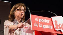 Entrevista a Paloma López (IU):