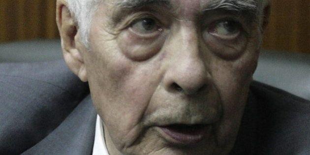 Cadena perpetua para el exgeneral de la dictadura argentina Luciano