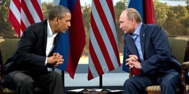 Obama y Putin pactan un fortalecimiento de su cooperación en