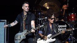 El guitarrista de Aerosmith, hospitalizado tras caerse en un
