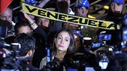 Quitan su escaño a una opositora venezolana por querer hablar ante la