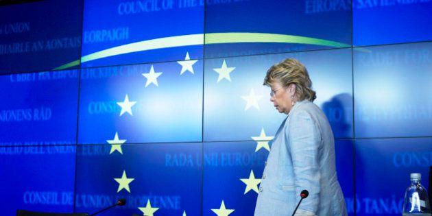 Viviane Reding (UE): El escándalo de espionaje ha