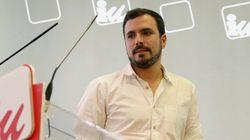 Garzón pide al PSOE explorar un gobierno de