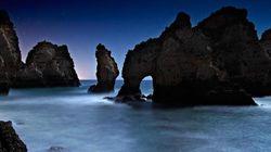 Estas 12 playas son raras, raras, raras...
