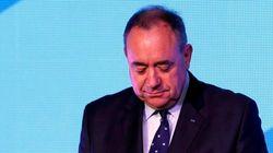 Alex Salmond dimite como ministro principal de