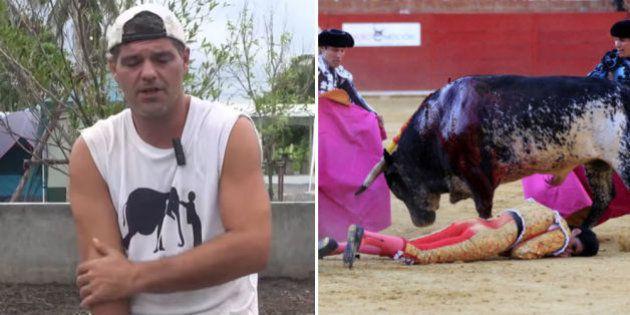 Frank Cuesta arremete contra los que se alegran de la muerte del torero Víctor