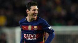 Vuelve a alucinar con el penalti indirecto de Messi
