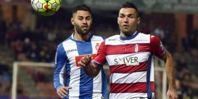 El Granada aparta a un futbolista por agredir a un compañero en una