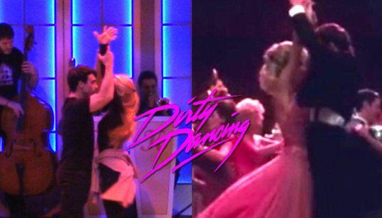 De la pantalla a las tablas: cómo se preparó el 'Dirty Dancing' teatral