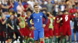 Griezmann, nombrado mejor jugador de la Eurocopa