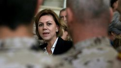Cospedal mantendrá el gasto militar y cooperará con la UE para zafarse del pisotón militar de