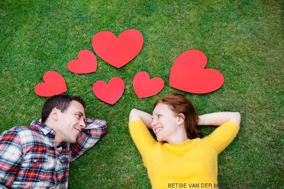 Seis razones por las que estar enamorado es lo