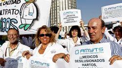 Dos días de lucha por la sanidad pública