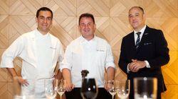 Berasategui, único cocinero español con dos restaurantes con tres estrellas