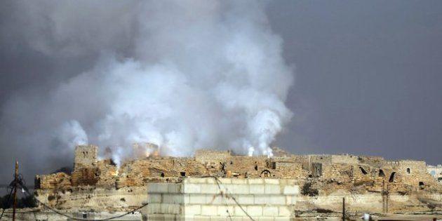La aviación de Al Assad mata a 10 niños en un nuevo bombardeo de la oposición