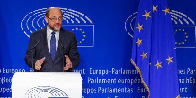 Martin Schulz deja Bruselas y regresa a la política