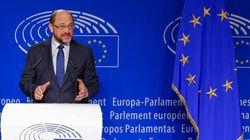 Martin Schultz abandona la presidencia del Parlamento Europeo y regresa a la política