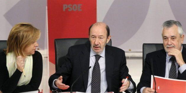 Rubalcaba no descarta el pacto con CiU, pero advierte de que la decisión corresponde al