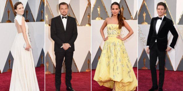 Vestidos Oscar 2016: toda la alfombra