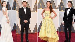 TODOS los vestidos de los Oscar