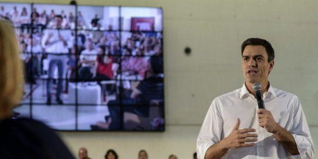 Pedro Sánchez pide a Rajoy que